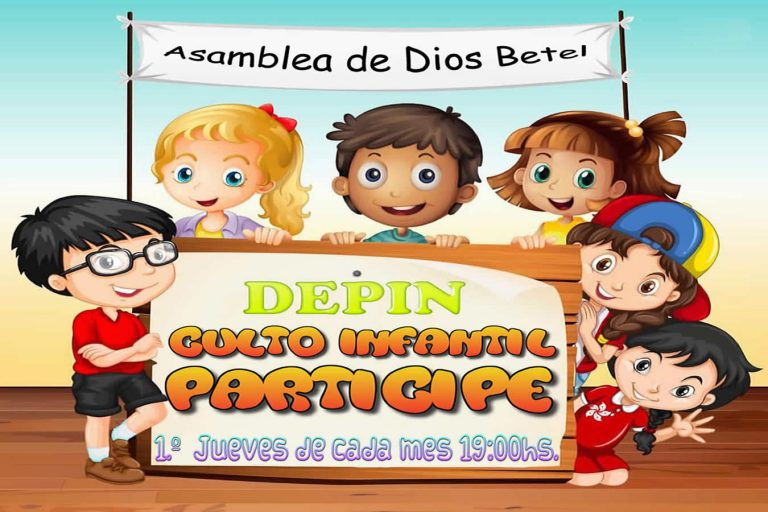 Culto Infantil (DEPIN)