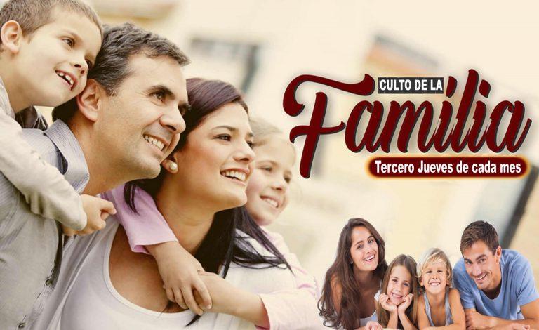Culto de la Familia